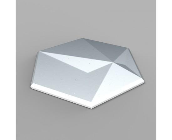 Merta - Betonni Creative 1.10m² - 1 Kutu